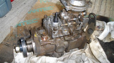 Changing all the seals in a leaking Bosch VE 300Tdi fuel injection pump