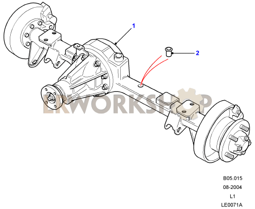 land rover wolf with Rear Axle Assembly 52617 on Toyota Tundra Coloring Pages Coloring Sketch Templates further Zf as well 954 together with Coolant Pump 53174 as well New Fuse Box Old Wiring.