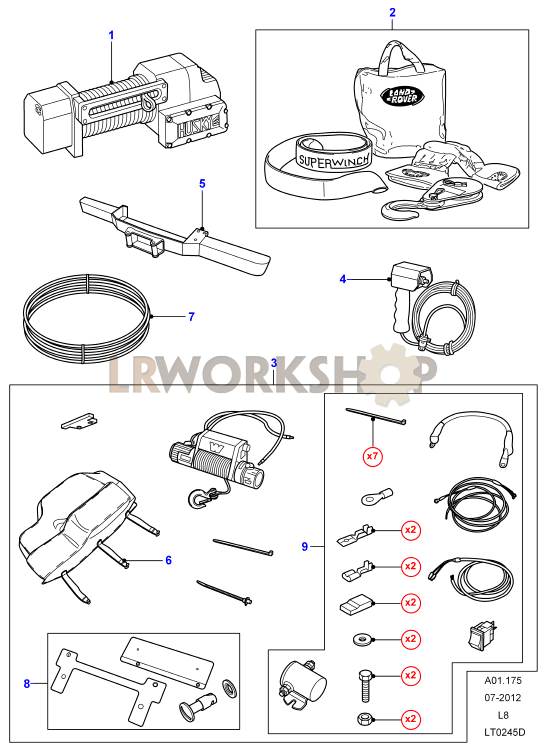 winch assembly