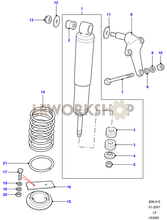 Shock Absorbers  U0026 Springs - 90