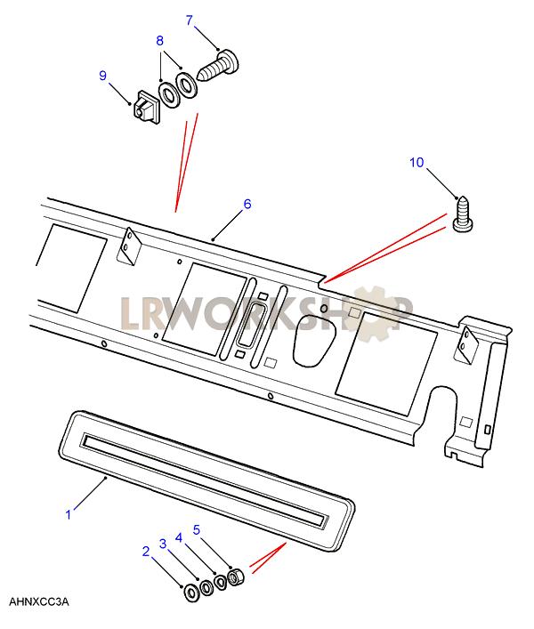 ventilateur - planche de bord