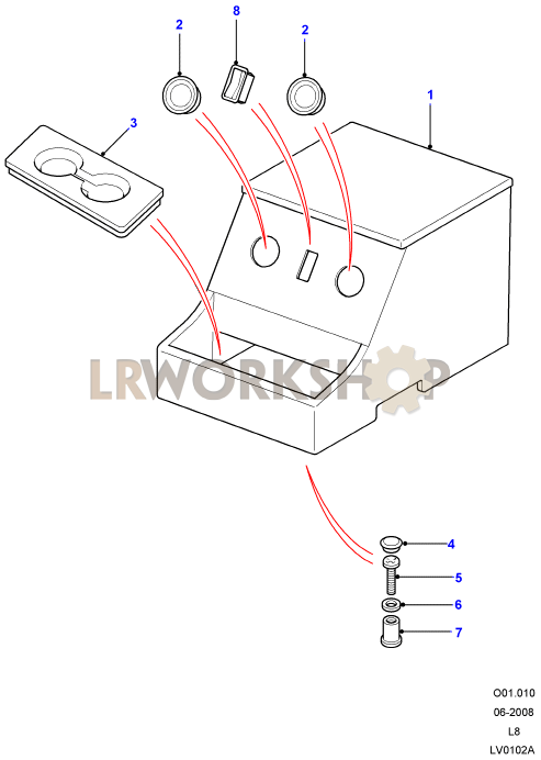 land rover defender fuse box diagram image details  rover