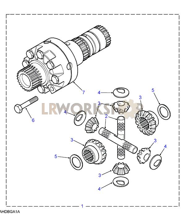 land rover defender fuse box diagram image details  rover