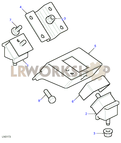 2006 land rover range fuse box with Transmission Mount 52792 on Volvo S60 Door Parts Diagram in addition 2003 Range Rover Fuse Box Diagram additionally 1999 Land Rover Discovery Wiring Diagram Ac together with 1998 Chrysler Sebring Convertible Battery Location as well Nissan Murano Schematic.