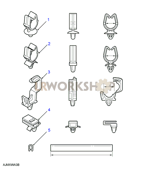 harness  snap  u0026 protection clips