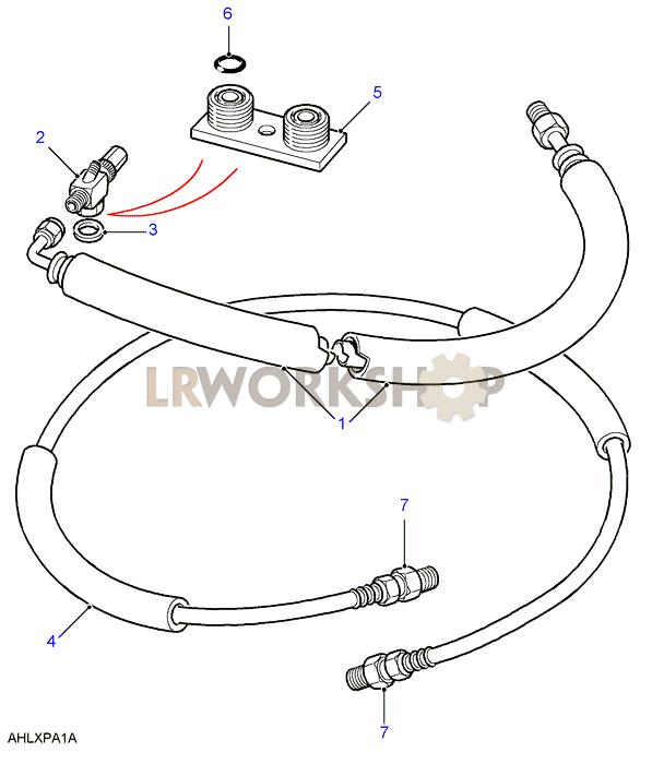 fluid system - to wa159806