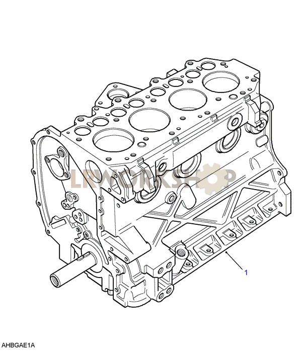 Short Engine - 2 5 Na