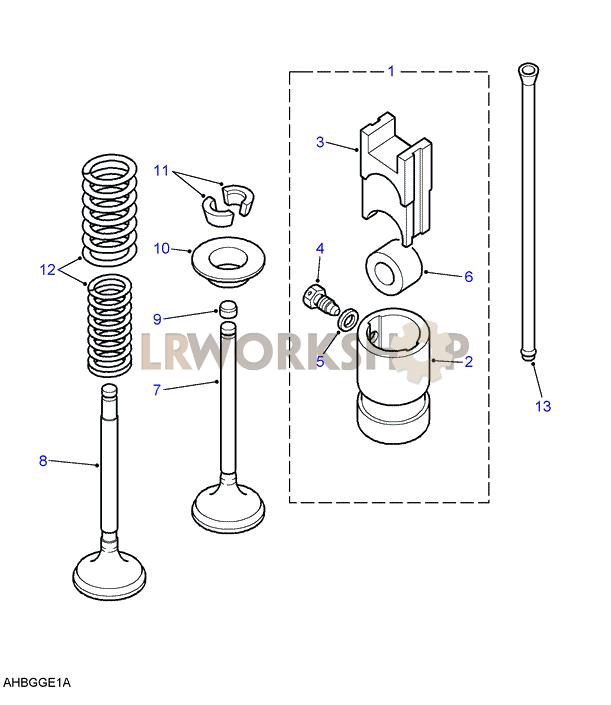 valves  u0026 tappets - 2 5 na