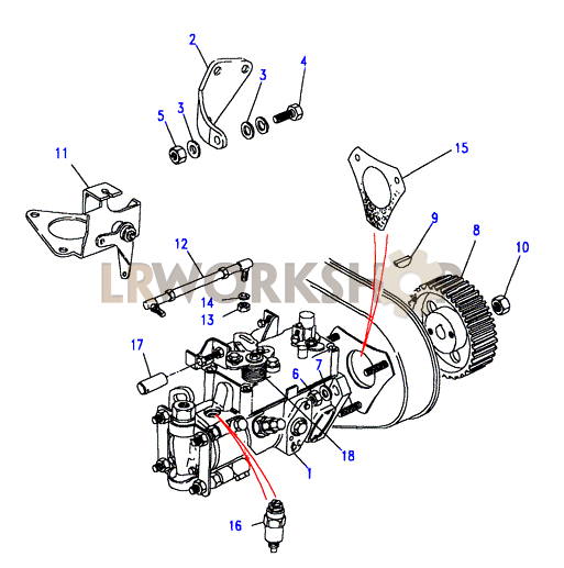 Schematic Diagram Online: Land Rover Workshop
