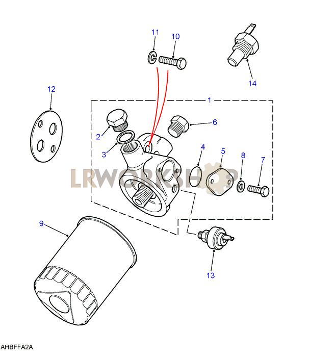 filter  u0026 adaptor - 2 5 petrol