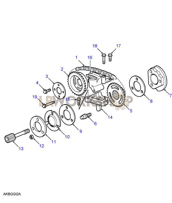 m52 engine diagram camshaft timing chain 2 8 bmw m52 find land rover parts at lr  camshaft timing chain 2 8 bmw m52