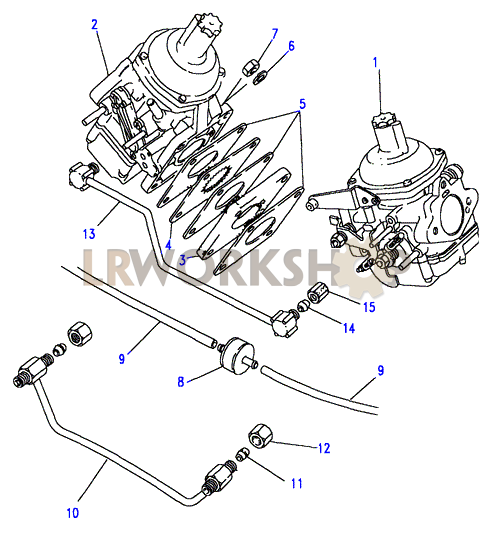 carburetter-stromberg-detoxed - v8 3 5l carburetter