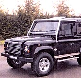 Defender Black Diagrams