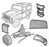 Accessories Diagrams