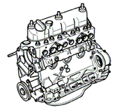 engine diagrams land rover workshop rh landroverworkshop com rover 200 engine diagram range rover engine diagram 2003