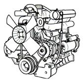 2.5 NA Diesel Diagrams