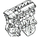 2.8 BMW M52 Petrol Diagrams