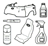 Paint - Car Care Diagrams