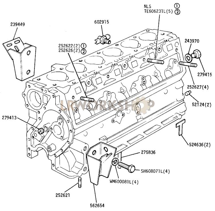 2 2 Liter 4 Cylinder Engine
