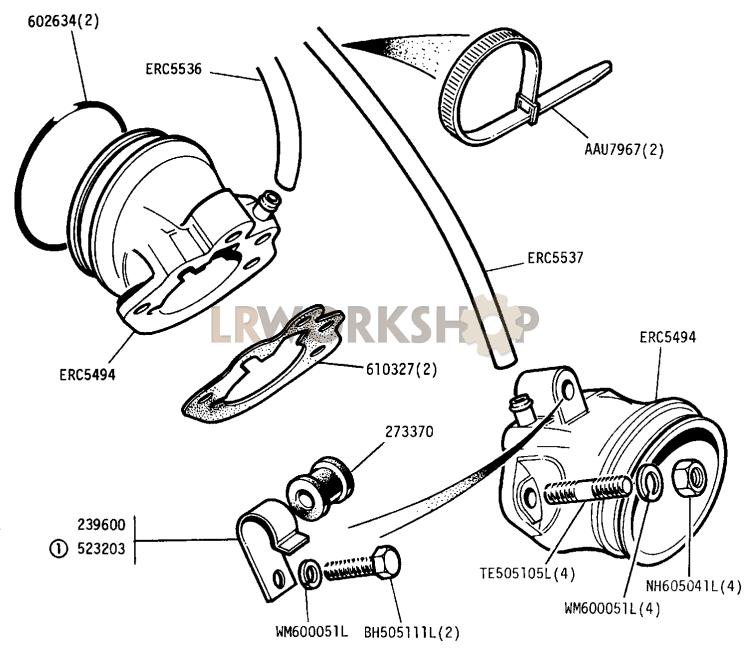 Air Intake Adaptors