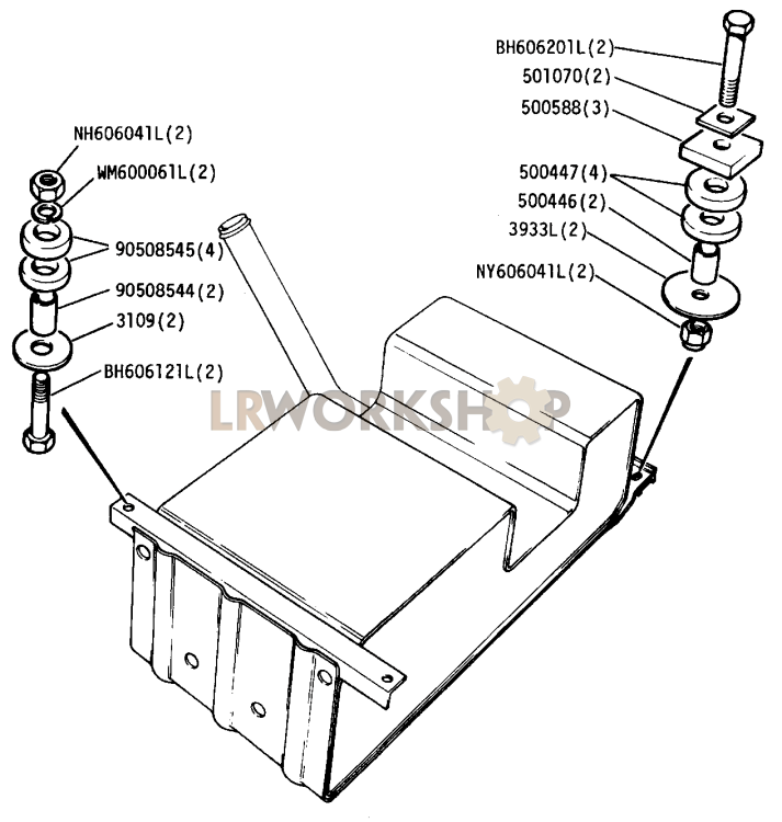 Oem In Tank Fuel Filter Mitsubishi Evo 89 31306