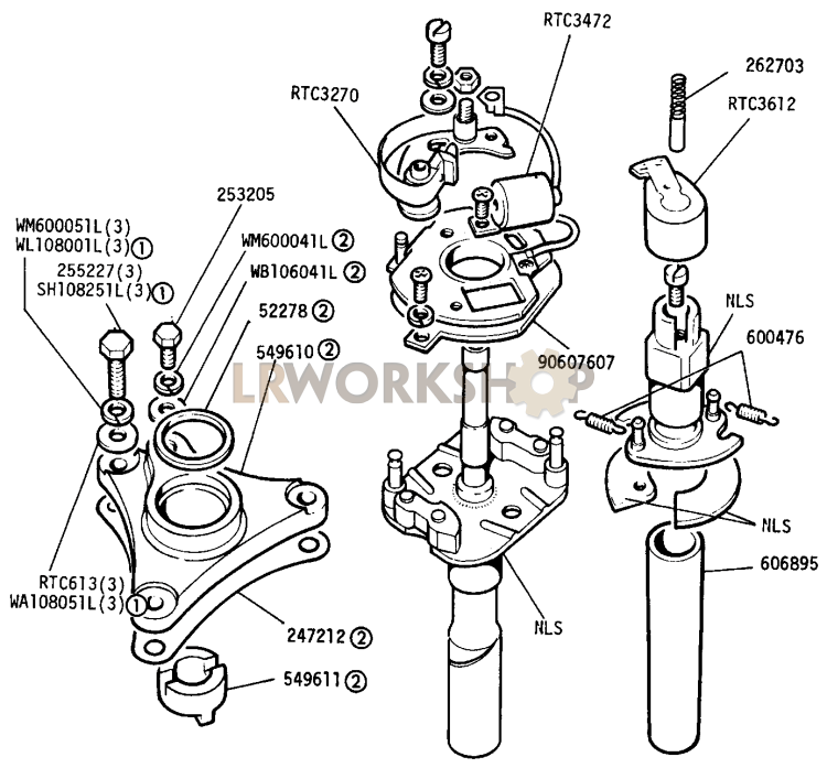 Chevy 350 Vortec Vacuum Lines Diagram