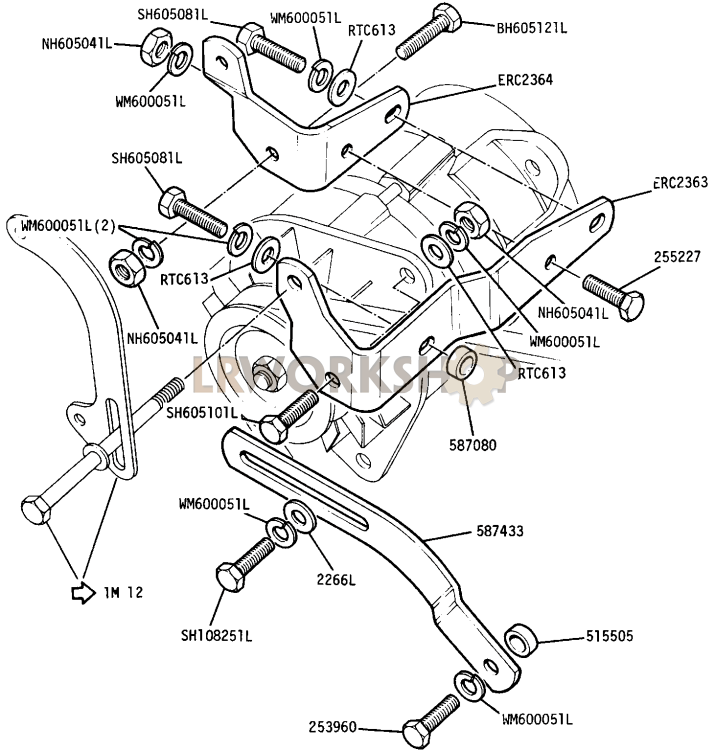 Chevy Alternator Wiring Diagram On Land Rover V8 Engine Diagram