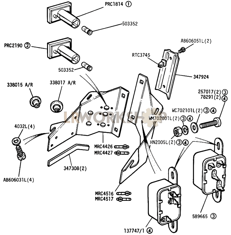 Auxiliary Instrument Panel