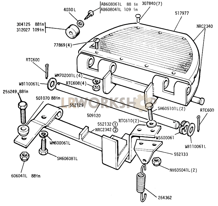 Find Land Rover Parts At LR