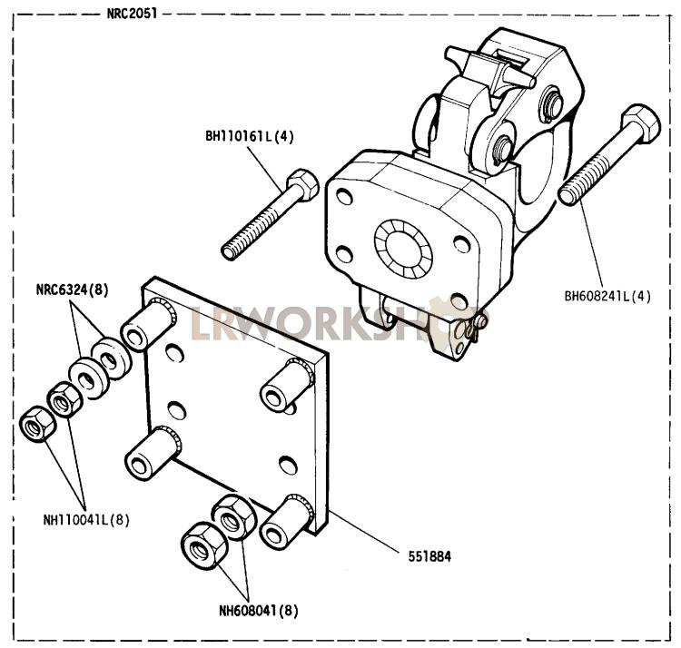 Optional Equipment - Rotating Towing Hook - Hcpu