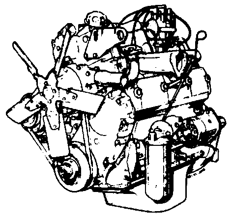 2.6 Litre Petrol Engine Diagrams
