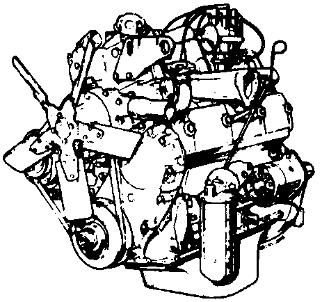 Series 3 - Engine Diagrams