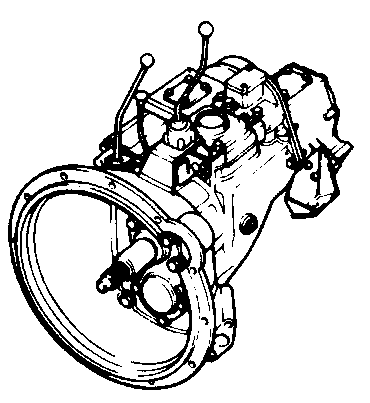 Series 3 - Gearbox Diagrammi