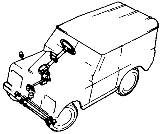 Steering Components Diagrams