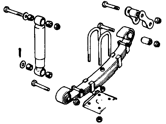 Front Suspension Diagrams