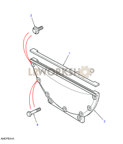 Adaptor Plate Part Diagram