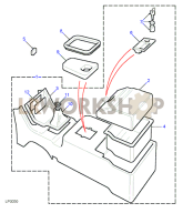 Cubby Box Part Diagram