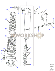 land rover wolf with Rear Suspension on Toyota Tundra Coloring Pages Coloring Sketch Templates further Zf as well 954 together with Coolant Pump 53174 as well New Fuse Box Old Wiring.