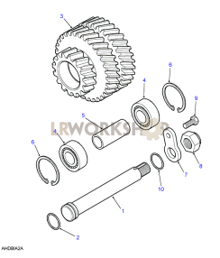 LT230 Diagrams - Find Land Rover parts at LR Workshop