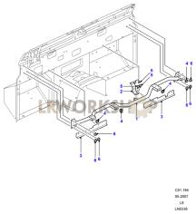 Bulkhead Removal Bar Part Diagram