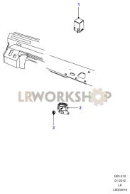 relays diagrams