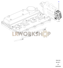 Electronic Control Units Diagrams  Land Rover Workshop