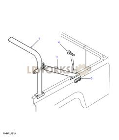 Protection Bar - Pickup Part Diagram