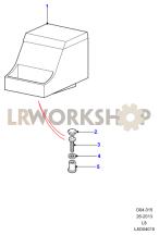 Cubby Box Part Diagram