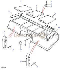Seatbase Fittings Part Diagram