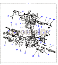 Carburetter Electric Pump Part Diagram