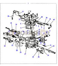 Carburetter Electric Pump Part Diagram