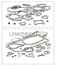 Gaskets Part Diagram