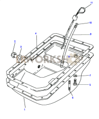 Sump Part Diagram