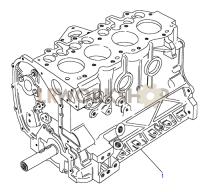 Engine Short Part Diagram